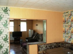 Гостевые дома на Волге 15км от Болгар за 500 руб.
